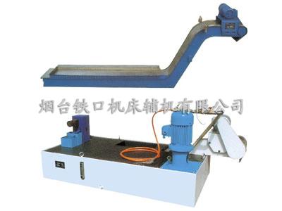 TKPC系列钢带磁xing排屑机