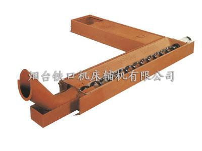 TKPX系列螺xuan排屑机